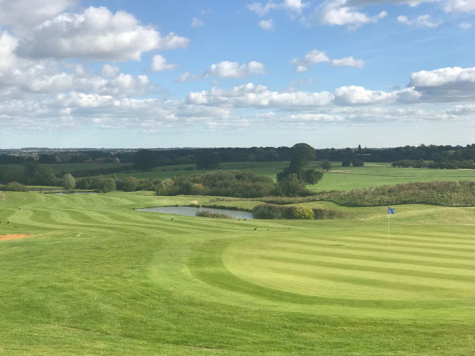 golf course in essex